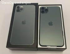 Apple iPhone 11 Pro 64GB = $500 iPhone 11 Pro Max 64GB= $550