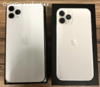 Apple iPhone 11 Pro 64GB = $500, iPhone 11 Pro Max 64GB $550