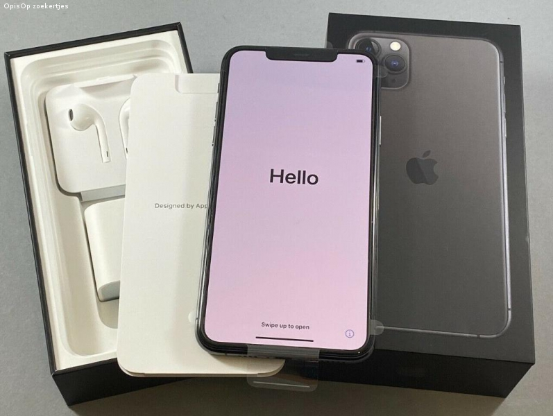 Apple iPhone 11 Pro 64GB --$500,iPhone 11 Pro Max 64GB-$550