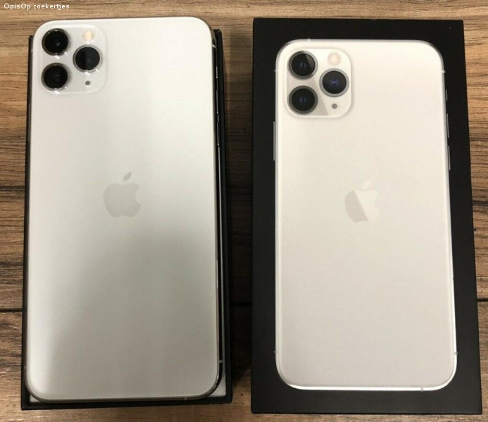 Apple iPhone 11 Pro 64GB cost 400EUR, iPhone 11 Pro Max 64GB