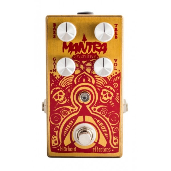 Black out effectors MANTRA OVERDRIVE USa