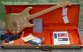 Fender stratocaster Relic customshop Usa 50th anniversary