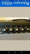 Fender vibro champ 1967 blackface