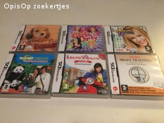 Nintendo ds game / spel