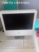 Oude Apple computer