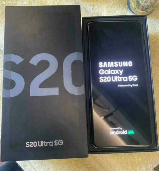 Samsung  S20 Ultra 128GB per €450, Samsung Galaxy S20 128GB