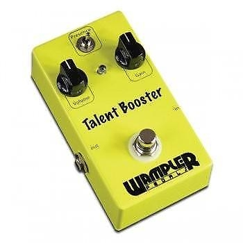 Wampler Treble booster usa made